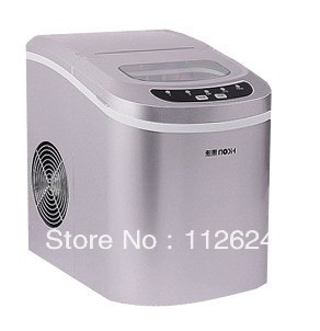 Free shipping-12kgs/H home use Ice Maker,Portable Automatic ice making machine/ice cube machine,CE,ETL,RoHS standard