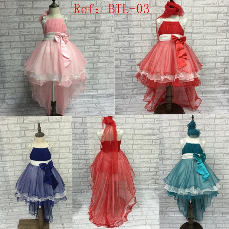 Детское платье Glamour 2015 BTL-03