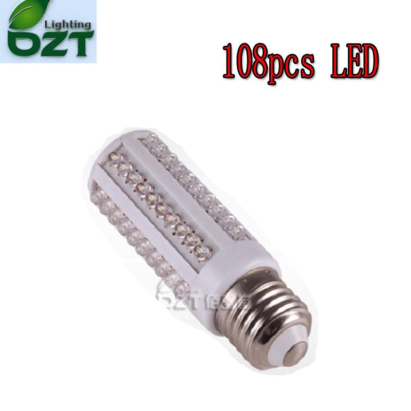 LED bulb Lighting 7W E27 22