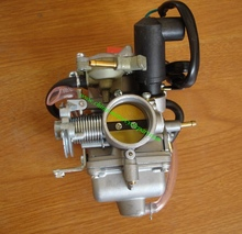 250cc water cooled Scooter ATV 172MM CF250 CH250 CN250 HELIX Qlink Commuter Carburetor 30mm (PD30J, K.H)(China (Mainland))
