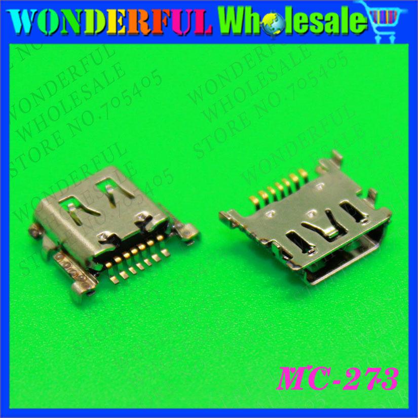 New model Micro USB Jack Charging Socket USB Connector FOR OPPO N3 N5207 5209 Original New