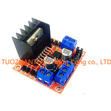 Buy Special promotions 10pcs/lot L298N motor driver board module L298 arduino stepper motor smart car robot for $15.87 in AliExpress store