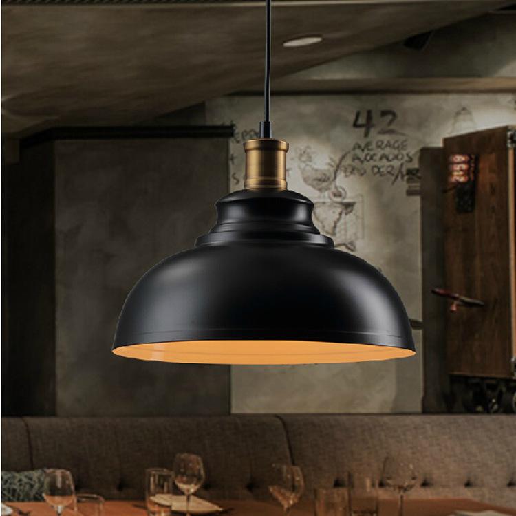 led lamps european modern american retro rustic wrought iron