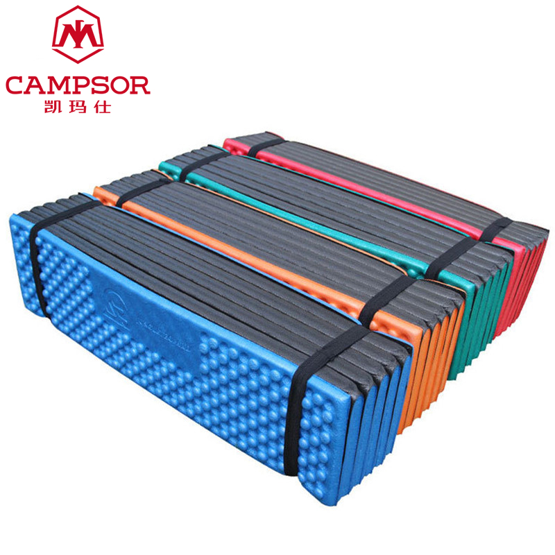CAMPSOR Outdoor Camping Mat Tent Sleeping Pad Egg Crate Foam Manta Picnic Hiking Beach Mat(China (Mainland))