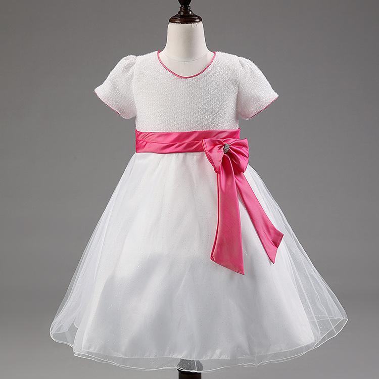 2015 nouvelles robes de no l fille haut rose robe de bal for Portent of item protection
