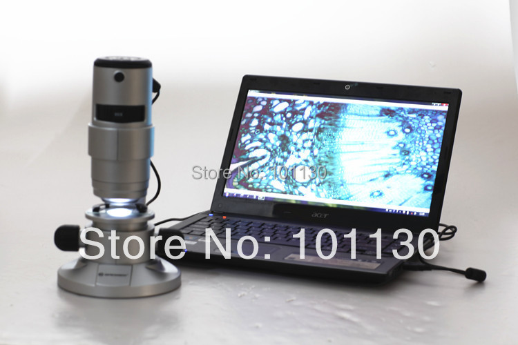 3.0MP 20X, 80X,350X Pocket Hand-held Digital Microscopes Educational Student USB Digital Microscope Can be Connect with PC <br><br>Aliexpress