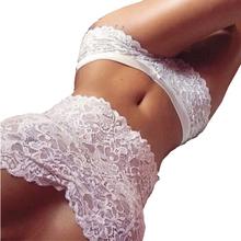 Gagaopt 2016 New Women Sexy Lace Tops & Briefs White Bikini Sexy Lingerie Crop Top Harajuku Bra Sets Swimsuit Beach Bathing Suit