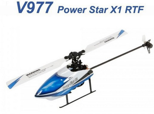 WLtoys V977 Brushless 6CH RC Helicopter 6G/3D Flybarless Brushless Helicopter build in 6A-xis Gyro,VS V922,V933(China (Mainland))