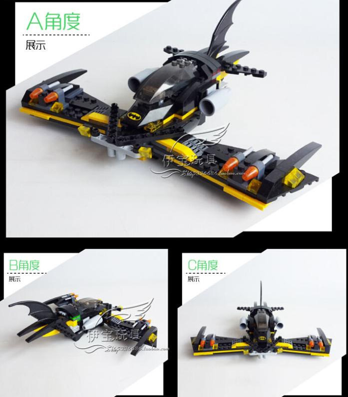485pcs Batman Bela 10228 DC Comics The Joker Steam Curler Tremendous Heroes DIY Constructing Blocks Minifigure Brick Suitable with Lego