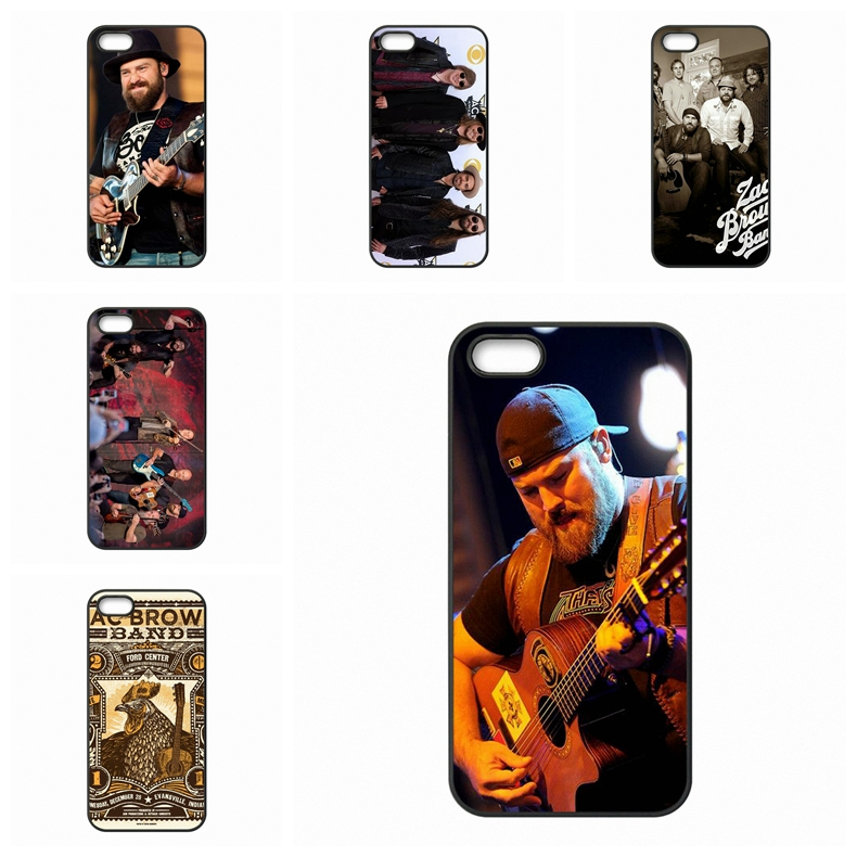 Zac Brown Band Country Music For Galaxy Core 4G Alpha Mega 2 6.3 Grand Prime S Advanced S6 edge Ace Nxt Plus hard case(China (Mainland))