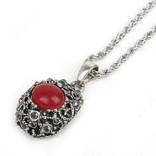 Dreamstar Fashion Retro Pendant Necklaces Random Color(China (Mainland))