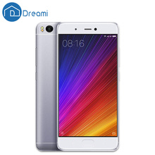 Buy Dreami Original Xiaomi Mi 5S Prime 4GB RAM 128GB ROM Snapdragon 821 Cellphone Quad Core 5.15 Inch Mi5s Ultrasonic Fingerprint for $325.99 in AliExpress store