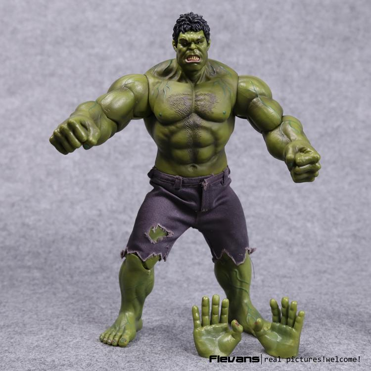 Marvel Hulk PVC Action Figure Collectible Model Toy 26cm HRFG458<br><br>Aliexpress