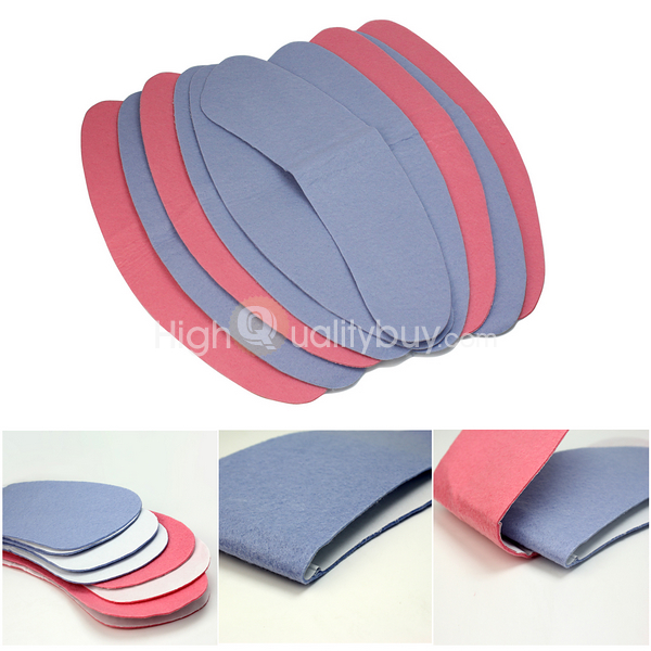 10x Bathroom Closestool Toilet Seat Paste Warm Cover Pad Comfortable Home Hotel(China (Mainland))
