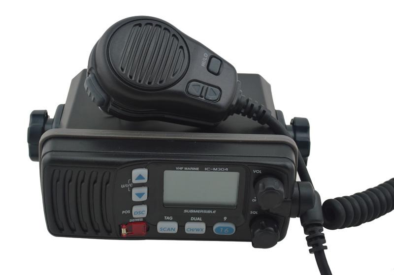 Hot Sale IC-M304 Submersible VHF Marine Transceiver(for icom)(China (Mainland))