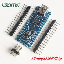 Buy atmega328 atmega328P Nano 3.0 Controller Board Compatible Arduino Nano CH340 USB Driver for $1.98 in AliExpress store