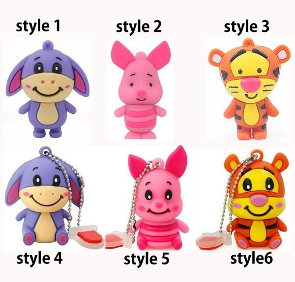 USB накопители герои из детских мультфильмов фото