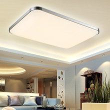Led  panel lights led integrated ceiling lamp products ultra-thin LED Flat lights led modern ceiling lamp lamparas(China (Mainland))