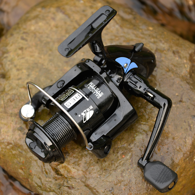 Brave 4bb shaft fs754d spinning wheel fish reel fishing line fishing vessel(China (Mainland))