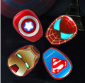 High quality Captain America Iron Man Minions battery mobile phone power bank charger for Iphone 6