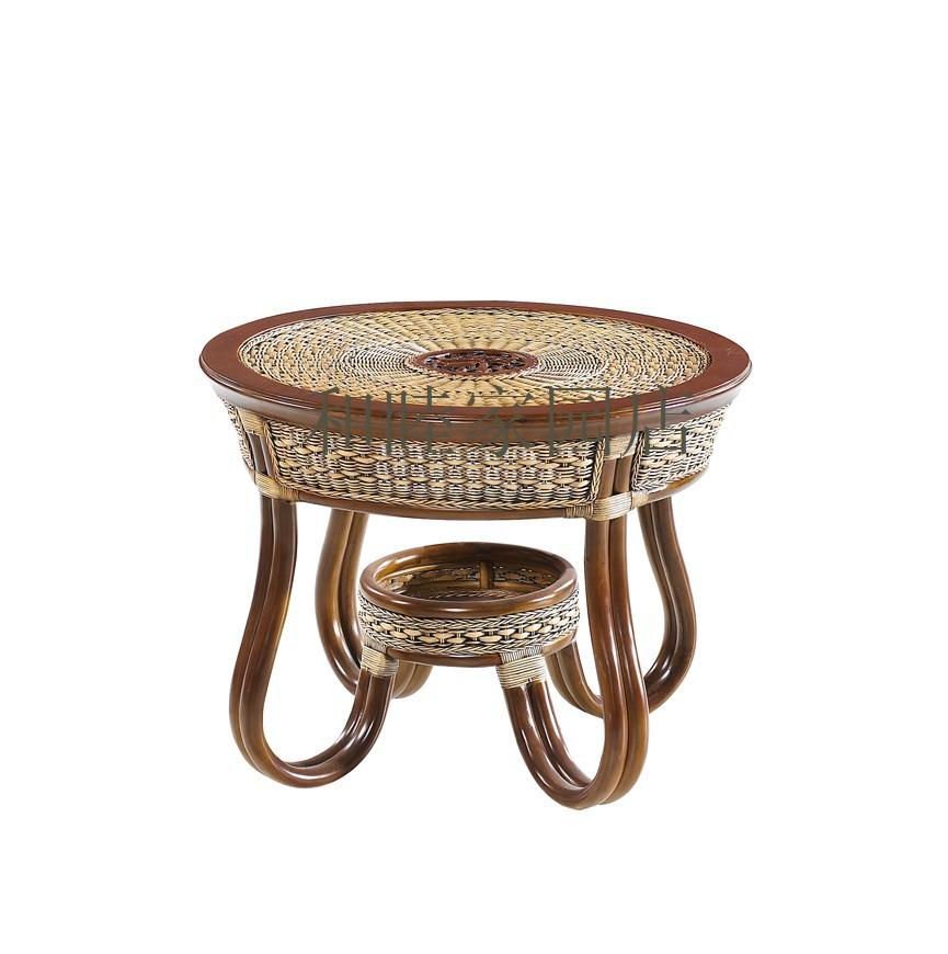 Timber Rattan Coffee Table: Rattan Cane Rattan Furniture Tea Table Tea Table Small