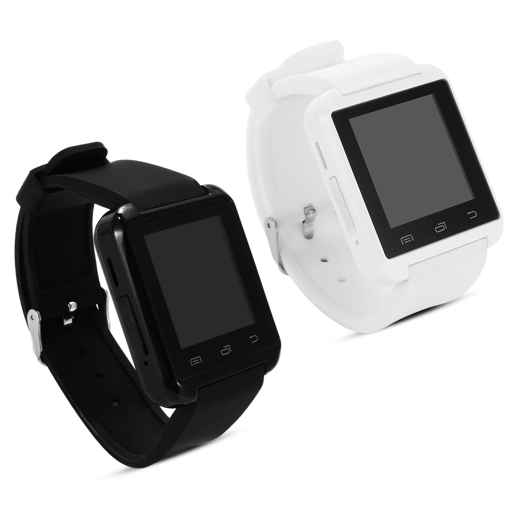 "XCSOURCE Bluetooth 1.44"" Touch Screen Wrist U8 Smart Watch with Remote Camera Pedometer for iOS Android Smartphone TH340/TH341(China (Mainland))"