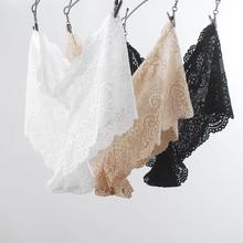 Sexy da Mulher Briefs brasileiros Lace Underwear Senhoras calcinha transparente Seamless bragas Calcinha Intimates Cuecas Plus Size