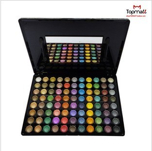 Original packing 100% Free shipping 88-color eye shadow earth colors matte pearlescent makeup  Eyeshadow Palette Smoky Nature