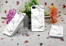 marble Hard Plastic Clear Back Transparent Style Case Cover for iPhone 4 4s 5 5s 5c 6 6s 6 plus s