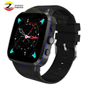 2017 new X4 1 54 inch Quad core smart watch wireless charge 3G MTK6580 Android 512M