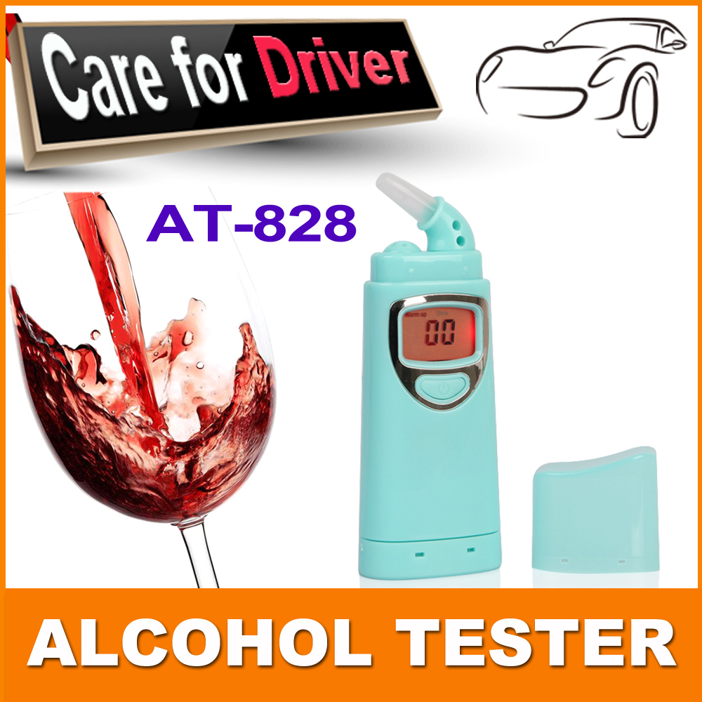 GREENWON Best Selling Digital LCD Display Alcohol Breathalyzer Promotional Gift Drive Safety Digital Alcohol Tester(China (Mainland))