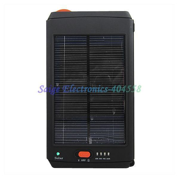Laptop solar charger 11200mAh battery charger for iPhone 4 5 iPad 2 3 for Notebook(China (Mainland))