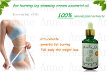 Powerful fat burning leg slimming cream 100% pure essential oil anti-cellulite Natural Leg Full-body thin weight lose Product