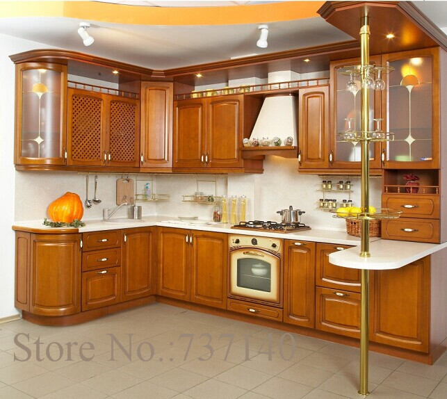 Buy Solid Wood Kitchen Cabinet American Kitchen One Stop Solution For Your Home