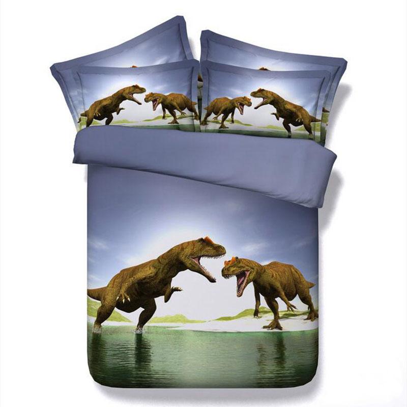 online get cheap dinosaur bedding queen size -aliexpress