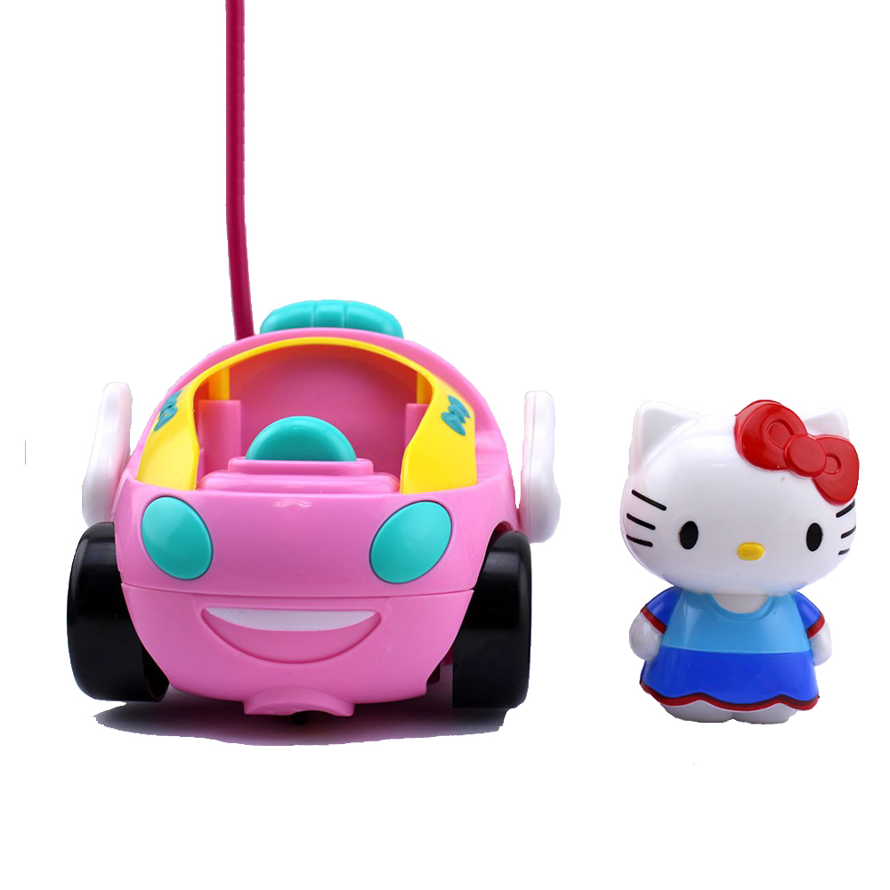 Hello Kitty Electric Car Motor: Popular Battery Remote Car Pink-Buy Cheap Battery Remote