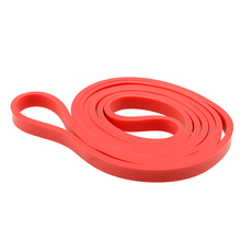 0 5 Rubber Stretch Elastic Resistance Band Exercise Workout Loop GYM Bodybuilding Fitness Equipment Red Heavy