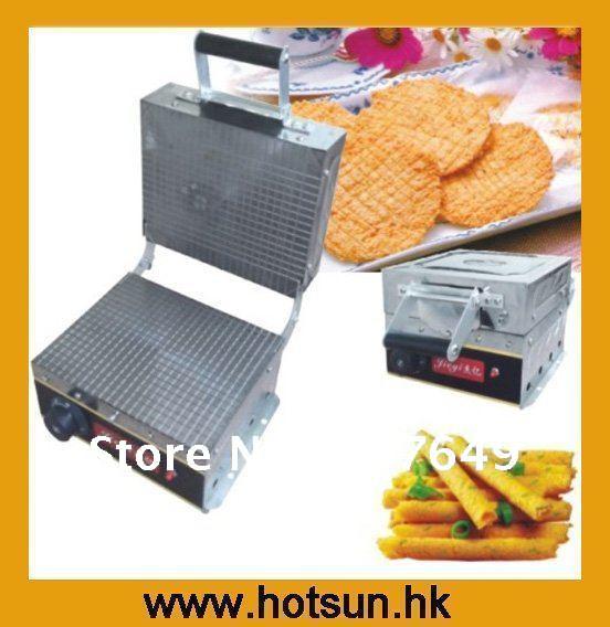 Hot Sale Commercial Use 220v Egg Rolls Baker Maker<br><br>Aliexpress