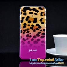 For iPhone 5/5s/SE/6/6s/6 Plus/6s Plus Luxury Puro Just Cavallis Leopard / Snake Print TPU Case Silicon Cover Phone Case