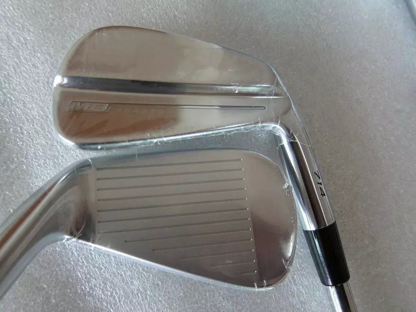 MB 714 golf Irons Set Golf Clubs 3-PW Project X 6.5 Steel Free Shipping(China (Mainland))