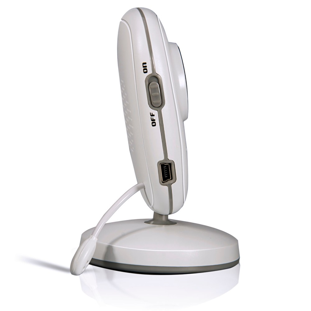 3.2 inch Wireless baby Monitor High Resolution Portable LCD Display Nanny Security Camera Night Vision Temperature Monitoring (16)