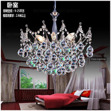Free Shipping Modern Luxury Lead Crystal Pendant Hanging Lights / Lamps / Lighting(China (Mainland))
