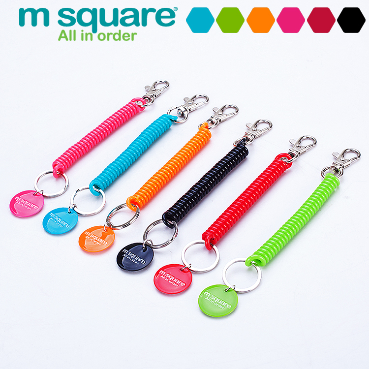 M Square 1 Pcs Lanyard Keychain Anti Lost Wallet Phone Strap Cell Key Chain(China (Mainland))