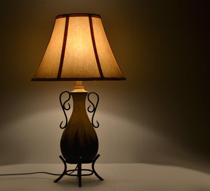 Vintage nachttischlampe werbeaktion shop f r werbeaktion for Nachttischlampe vintage