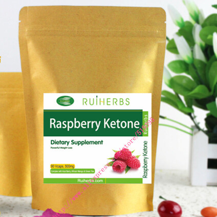 1Bottles Pure Raspberry Ketones + African Mango Extract +Acai Berry Extract +Green Tea Extract Complex Caps free shipping<br><br>Aliexpress