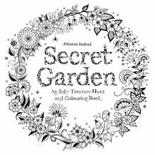Электронная секретный сад в охота за сокровищами и книжка-раскраска для детей взрослых снять стресс убийство срок граффити живопись рисунок