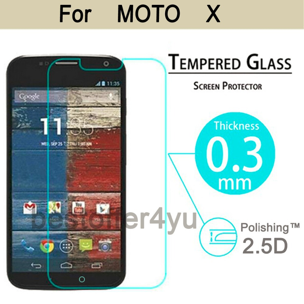 New 9H 2 5D Explosion proof Real Tempered Glass font b Screen b font font b