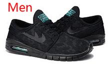 New Women Men's SB Stefan Janoski Max Mesh Shoes Woman Casual Walking Shoes 36-45 Top Quality(China (Mainland))