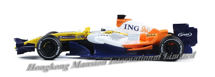 132 Car Model For Renault R28 F1 Racing (4)