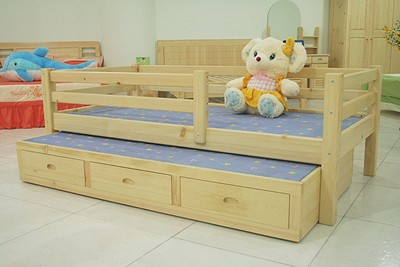 Barato muebles de pino cama de pino de madera ni os de los for Transporte de muebles barato